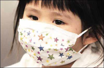 大气污染造成的